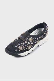 Кроссовки Christian Dior