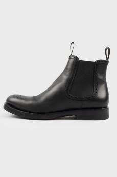 Ботинки Santoni