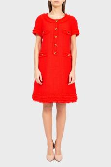 Платье Edward Achour