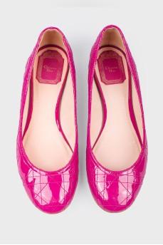 Балетки Christian Dior