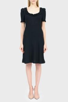 Платье А-силуэта Dolce & Gabbana