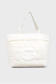 Комплект сумка + покрывало Chanel