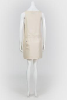 Платье со шнурком на талии