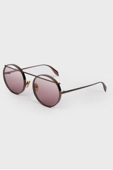 Солнцезащитные очки teashades бронзовые линзы