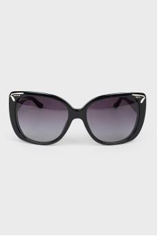 Солнцезащитные очки гранд черные