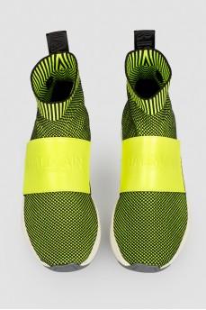Кроссовки-носки унисекс с биркой
