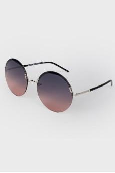 Солнцезащитные очки teashades круглые