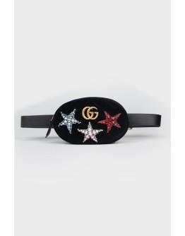 Поясная сумка со звездами