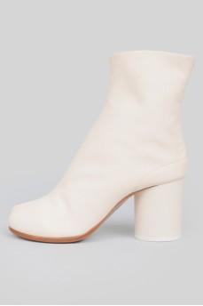 Ботинки с разделением пальцев