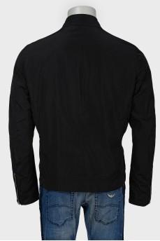 Мужская куртка на молнии с биркой