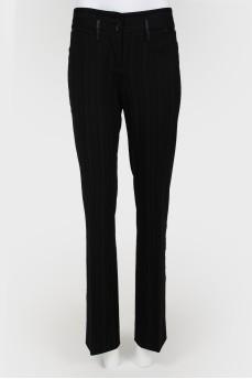 Винтажные брюки со стрелками