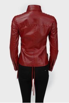 Винтажная куртка с нагрудными карманами