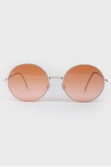 Солнцезащитные очки teashades оранжевые