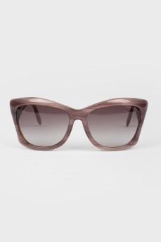Солнцезащитные очки teashades с неподвижной переносицей